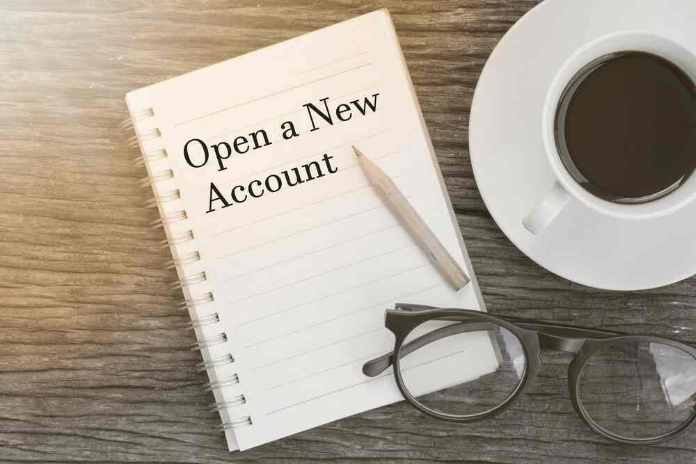 first bank online account opening