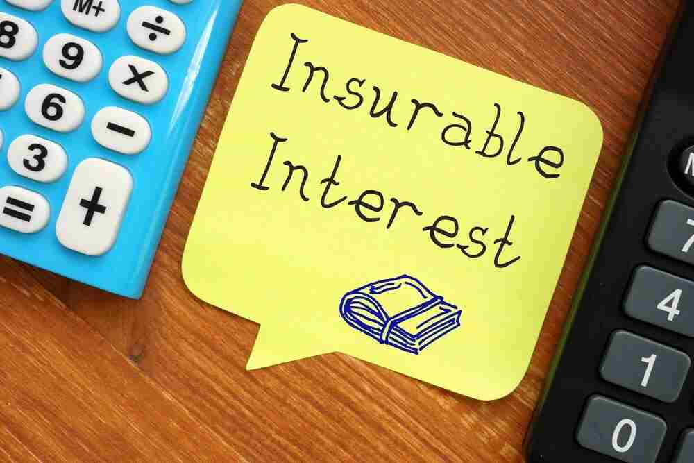 What is insurable interest