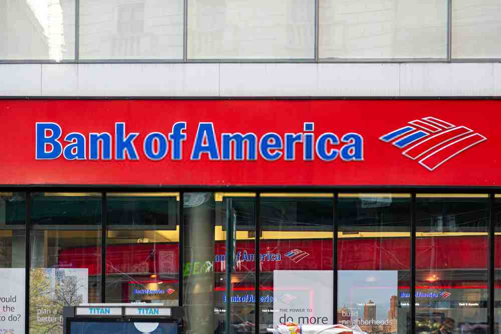 Bank of America customer care number