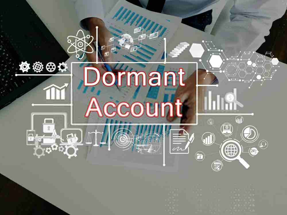 How to reactivate a dormant account