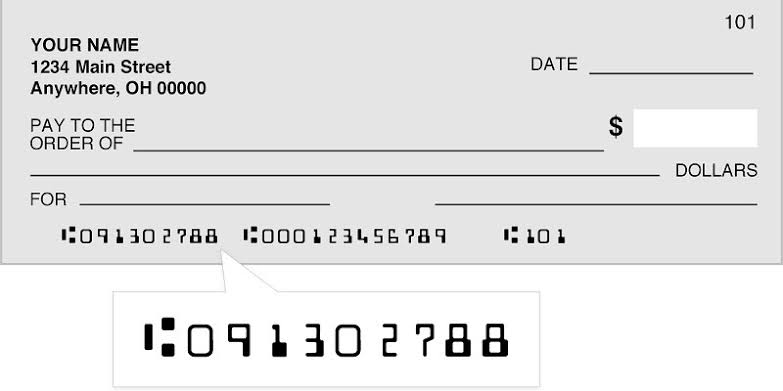 What's wells fargo routing number