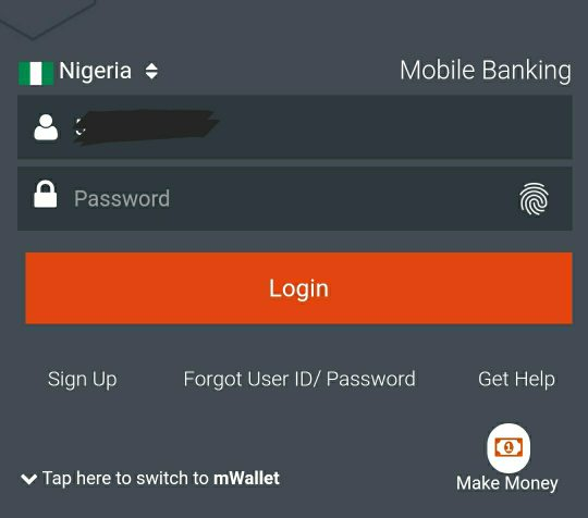how to use gtbank mobile app