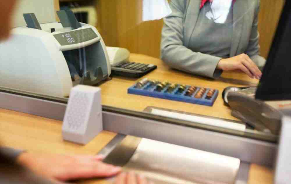 Can bank tellers see your balance